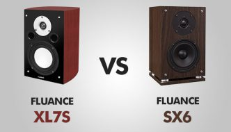 Fluance XL7S vs SX6