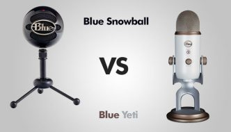 Blue Snowball vs Blue Yeti