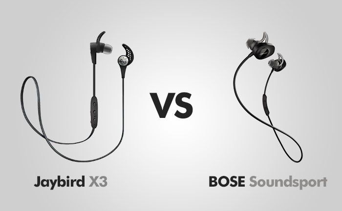 e5a448b8eec The first one is Jaybird X3, highly anticipated headphones, which are  replacing the former model – Jaybird X2. The second pair is Bose Soundsport  wireless, ...