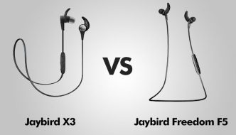 Jaybird X3 vs Freedom F5