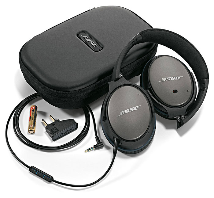 Bose Qc25 Vs Qc35 >> Bose Quietcomfort 25 Vs 35