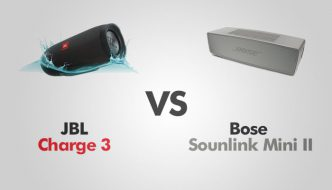 JBL Charge 3 vs Bose Soundlink Mini 2