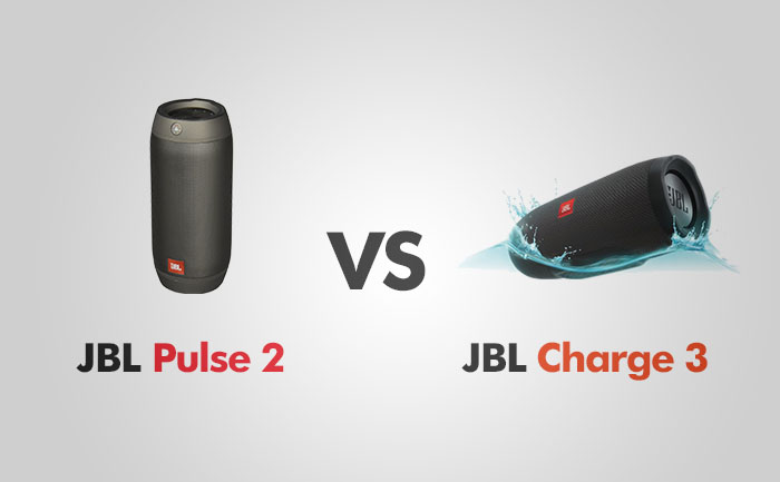 JBL Pulse 2 vs JBL Charge 3 - Arx Musica