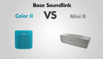 Bose Soundlink Color 2 vs Bose Soundlink Mini 2