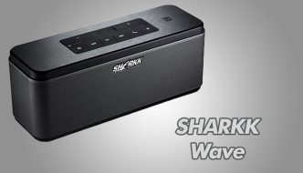 Sharkk WAVE 25W Bluetooth Speaker Review