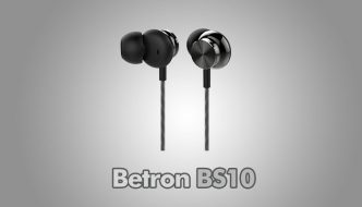 Betron BS10 headphones review