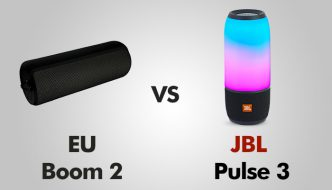 UE Boom 2 vs JBL Pulse 3
