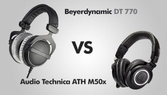 Audio-Technica M50X vs Beyerdynamic DT 770