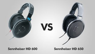 Sennheiser HD 600 vs HD 650