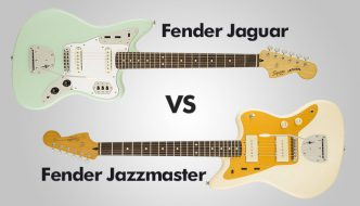 Jaguar vs Jazzmaster – which is better?
