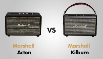 Marshall Acton vs Kilburn
