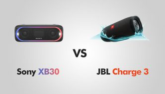 Sony XB30 vs JBL Charge 3