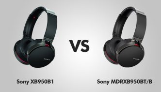Sony XB950B1 vs MDRXB950BT/B