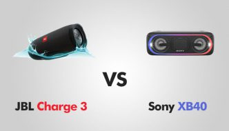 JBL Charge 3 vs Sony XB40