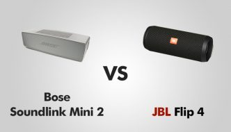 Bose Soundlink Mini 2 vs JBL Flip 4