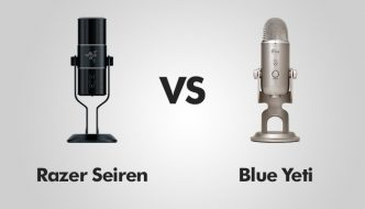 Razer Seiren vs Blue Yeti
