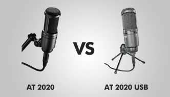 AT2020 (XLR) vs AT2020 PLUS (USB)