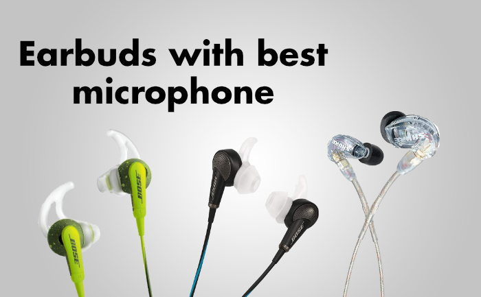 Earbuds With Best Microphone Arx Musica