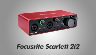 Focusrite Scarlett 2i2 (3rd gen) Review