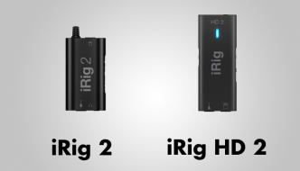 iRig 2 vs iRig 2 HD