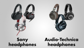 Sony vs Audio-Technica Headphones