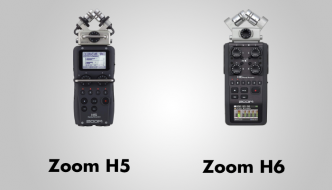 Zoom H5 vs H6 – Which recorder is for you?