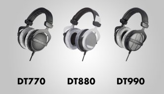 Beyerdynamic DT 770 vs DT 880 vs DT 990